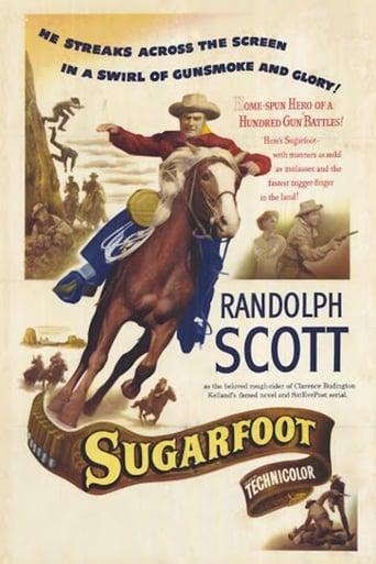 Poster of Sugarfoot