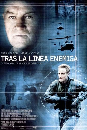 Poster of Tras la línea enemiga
