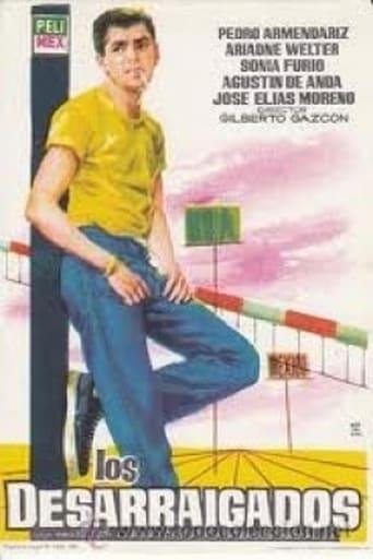 Poster of Los desarraigados