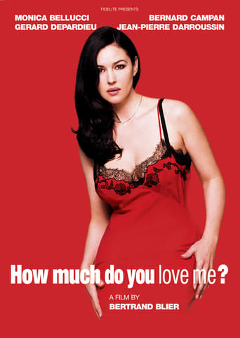 How old was Monica Bellucci in How Much Do You Love Me?