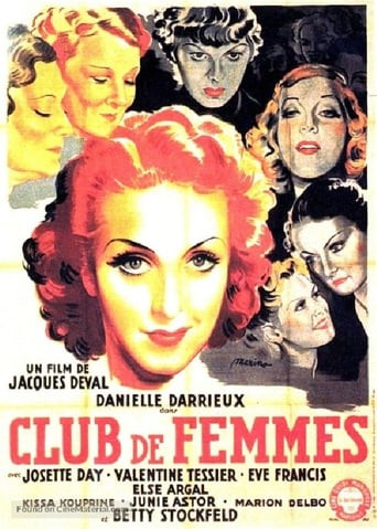 Poster of Girls' Club