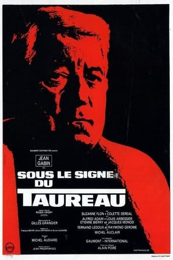 Poster of Under the Sign of the Bull