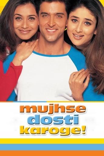 Poster of Mujhse Dosti Karoge!