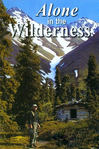 Poster of Alone in the Wilderness