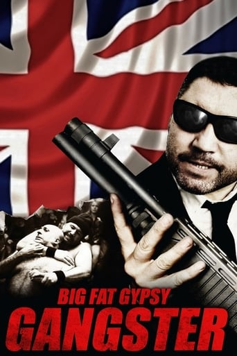 Poster of Big Fat Gypsy Gangster