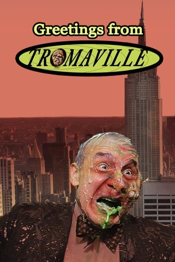 Greetings from Tromaville! poster