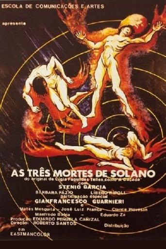 Poster of As Três Mortes de Solano