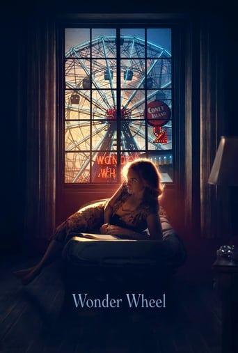 Poster of Wonder Wheel