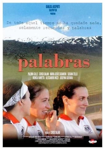 Poster of Palabras