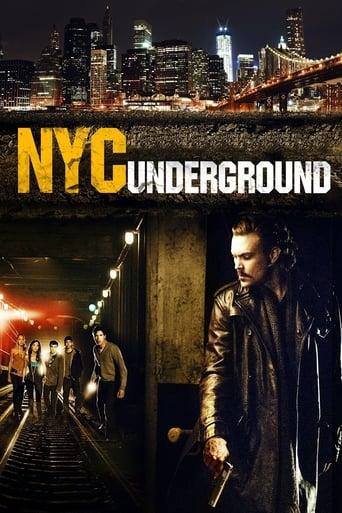 Poster of N.Y.C. Underground