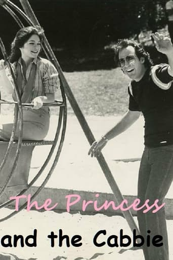 Poster of The Princess and the Cabbie