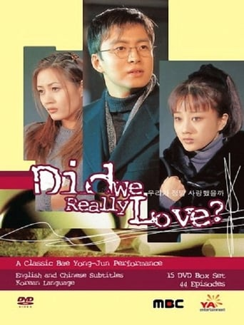 Poster of Did We Really Love?
