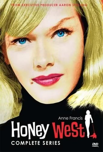 Poster of Honey West
