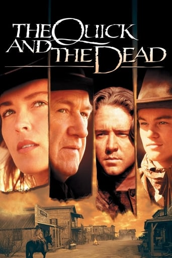 Poster of The Quick and the Dead