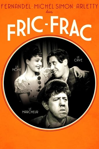 Poster of Fric-Frac