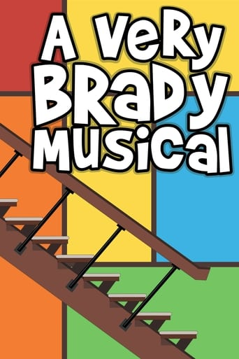 Poster of A Very Brady Musical