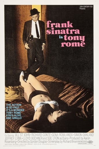 Poster of Tony Rome