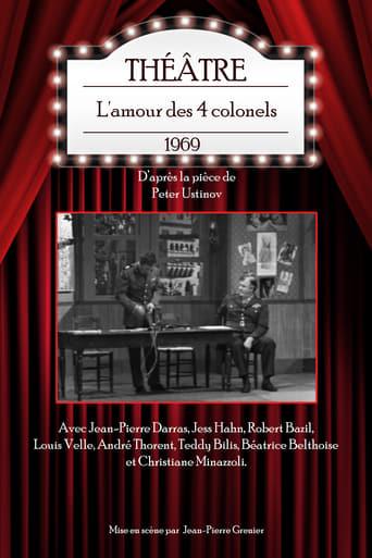 Poster of L'amour des 4 colonels