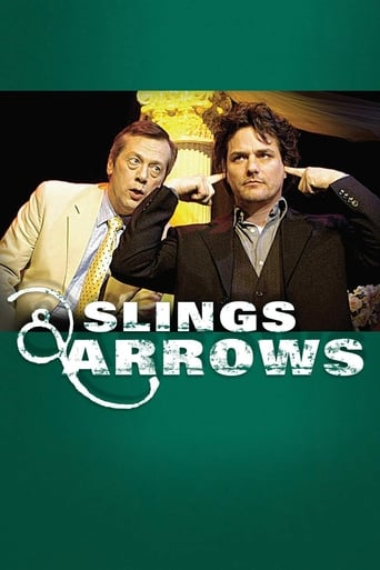 Poster of Slings & Arrows