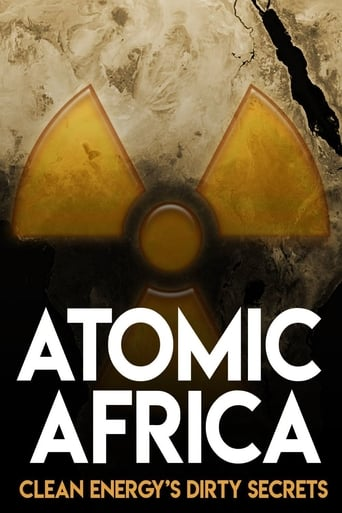 Atomic Africa: Clean Energy's Dirty Secrets Poster
