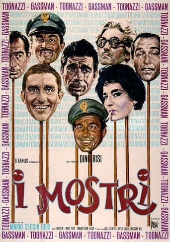 Poster of The Monsters
