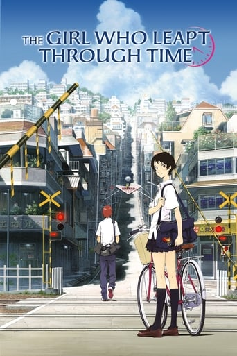 Poster of The Girl Who Leapt Through Time