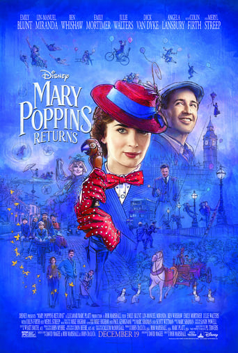 Poster of Mary Poppins Returns