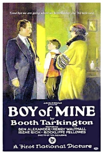 Poster of Boy of Mine