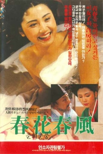 Poster of The Flower and the Wind of Spring