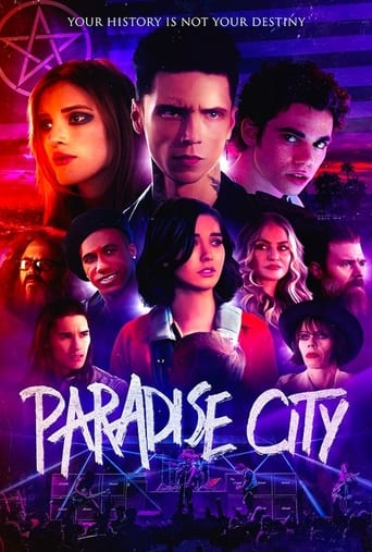 Poster of Paradise City
