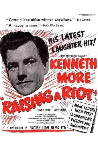 Poster of Raising a Riot