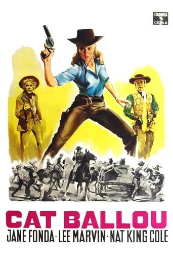 Poster of Cat Ballou