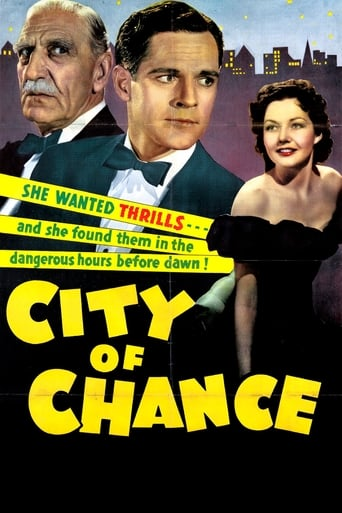 Poster of City of Chance