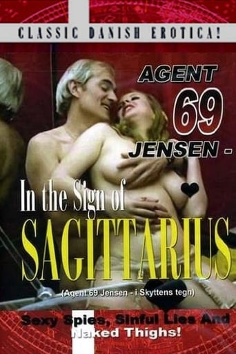 Poster of Agent 69 Jensen in the Sign of Sagittarius