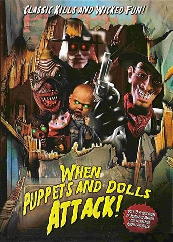 Poster of When Puppets and Dolls Attack!