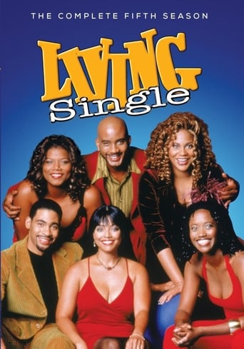 Poster of Living Single