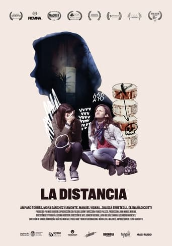 Poster of La distancia