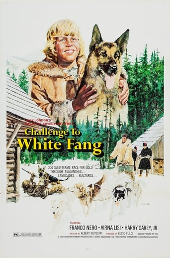 Poster of Challenge to White Fang