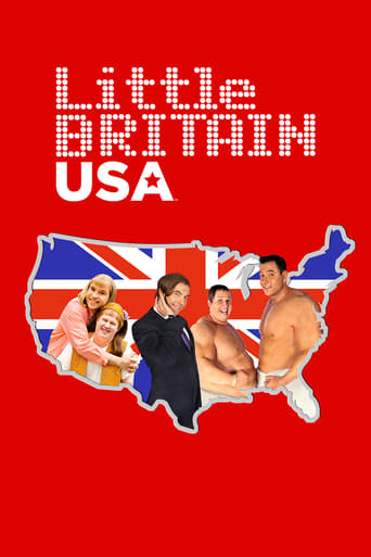 Poster of Little Britain USA