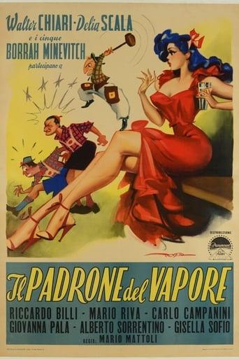 Poster of Il padrone del vapore