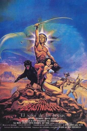 Poster of El señor de las bestias