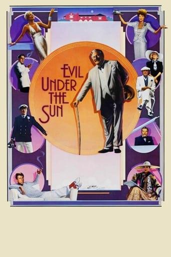 Evil Under the Sun poster