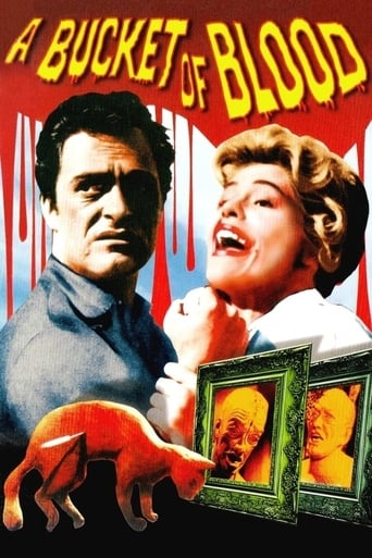 Poster of A Bucket of Blood