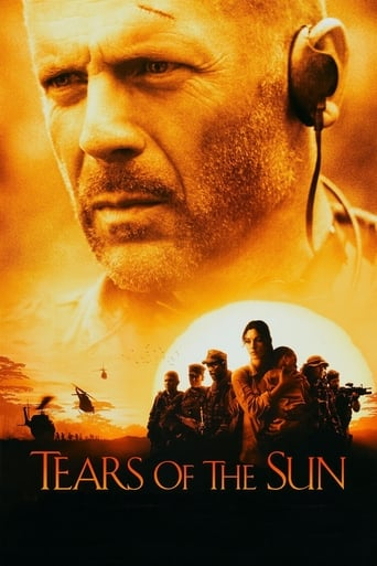 Poster of Tears of the Sun