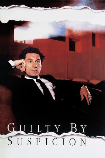 Poster of Guilty by Suspicion