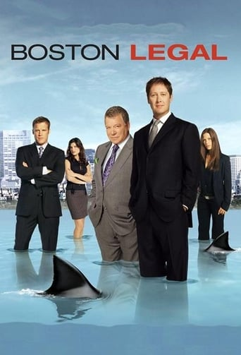 Poster of Boston Legal