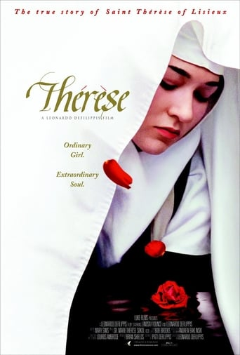 Poster of Therese: The Story of Saint Therese of Lisieux