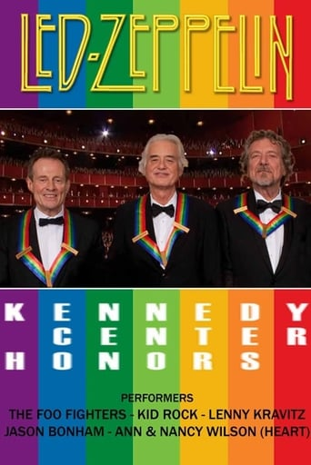 Poster of Led Zeppelin: 35th Kennedy Center Honors 2012