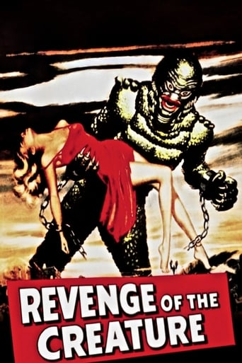 Poster of Revenge of the Creature