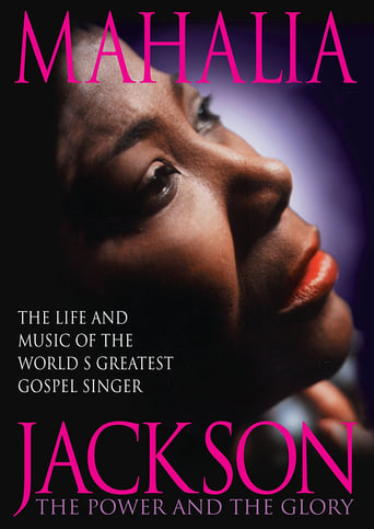 Poster of Mahalia Jackson: The Power and the Glory